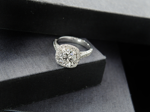 Tips To Buy The Right Heart Shaped Diamond Ring